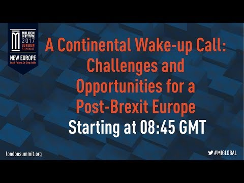 A Continental Wake-up Call: Challenges and Opportunities for a Post-Brexit Europe