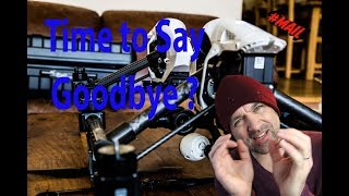 Time to Say GOODBYE to DJI Inspire 1drone ?//#MAIL-#55