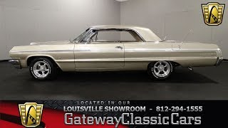 1964 Chevrolet Impala SS - Louisville Showroom -  Stock # 1617