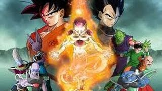 Dragon Ball Z New Movie-2015 Revival Of F All Trailers ENGLISH DUBBED