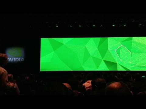 Nvidia Press Conference CES 2018