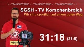 SG Schalksmühle-Halver - TV Korschenbroich // Saison 2017/2018