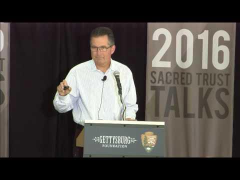 Sacred Trust Talks 2016 - The Lost Gettysburg Address