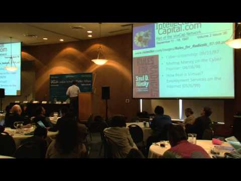 """Who Owns the Digital City?"": Panel Two: Governance & Urban Management"