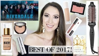 Best of 2017! Beauty, Entertainment & More!