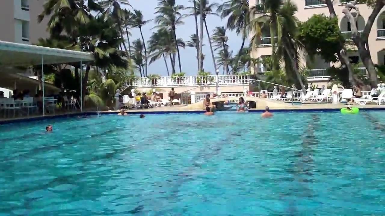 hotel caribe, cartagena - YouTube