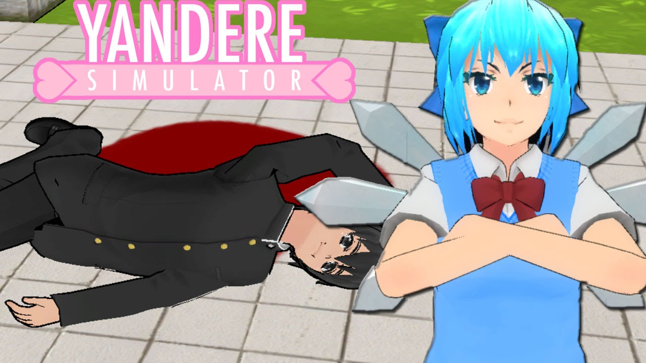 yandere simulator how to kill