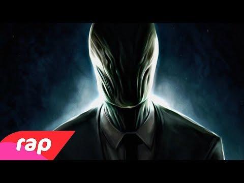 Rap do Slender Man - O HOMEM SEM FACE | NERD HITS