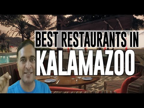 Best Restaurants And Places To Eat In Kalamazoo, Michigan MI