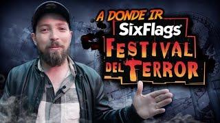A donde ir // Festival del Terror