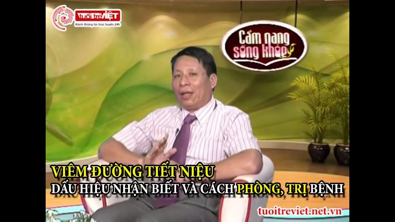 Viêm đường tiết niệu: Dấu hiệu nhận biết và cách trị dứt bệnh - Cẩm Nang Sống Khỏe - Tuoitreviet TV