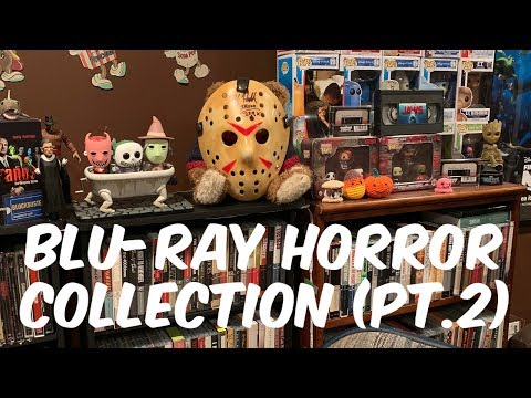My Blu-ray Horror Movie Collection  (Pt.2)