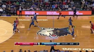 Quarter 4 One Box Video :Timberwolves Vs. Bul...