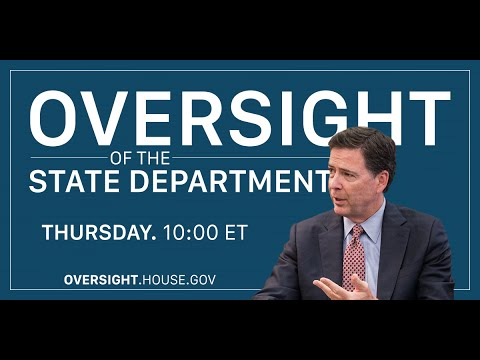 Oversight of the State Department