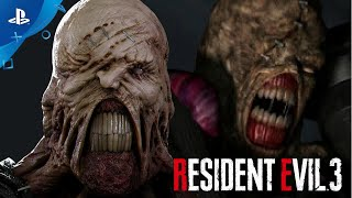 Resident Evil 3 – 1999 vs. 2020 Gameplay Comparison | PlayStation Underground