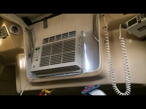Our 200 Boat Air Conditioning Setup