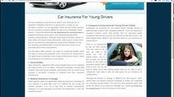 Car Insurance Theme Installation