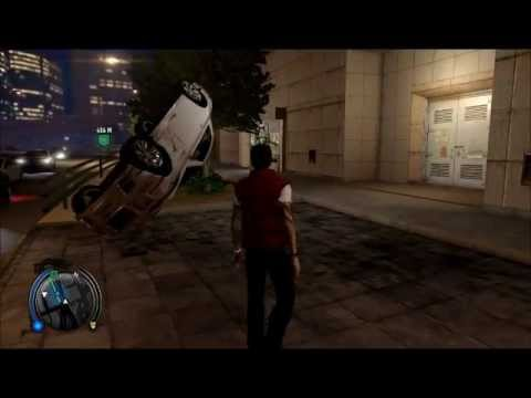 Sleeping Dogs - Car Crash glitch thumbnail