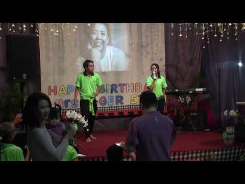 Dek Arya & Putri Bulan - Wek Igis - LAGU BALI 2018 Terbaru - cover by gus lodo dan ita