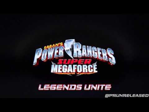 Power Rangers Super Megaforce - Unreleased Music: 17 Legends Unite