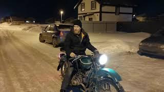 "ХОЧУ ""КАК У ЧЁТОДЕЛА"" - НОВЫЙ ЗАКАЗ на постройку мотоцикла Урал ТУРИСТ"