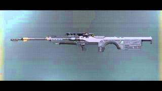 Call of Duty: AW ATLAS Sniper Rifle SOUND EFFECT