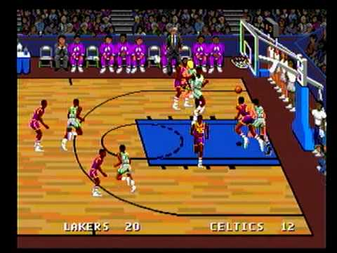 Classic Games-lakers Vs. Celtics and the NBA playoffs