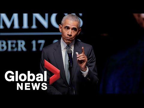 Obama Pays Tribute To Late Rep. Elijah Cummings In Eulogy: