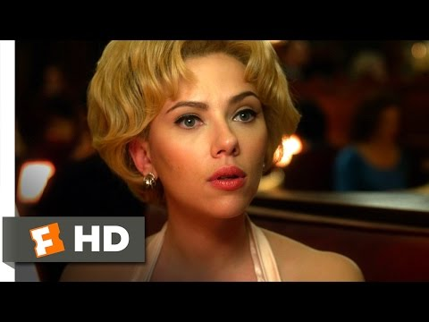 Hitchcock (1/3) Movie CLIP - Only Suggesting Nudity (2012) HD