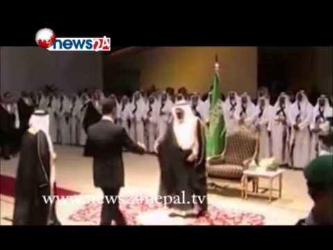 सुधारवादी राजाका रुपमा प्रसंशित अब्दुल्लाहाको ९२ वर्षको उमेरमा निधन - NEWS24 TV