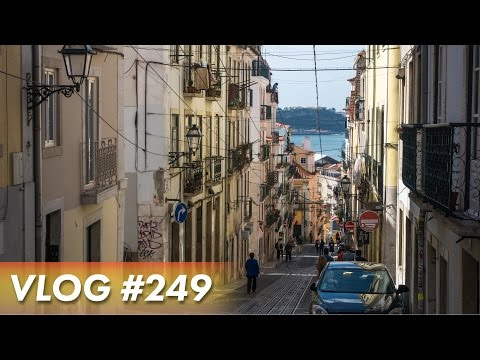 ONE DAY IN LISBON, PORTUGAL