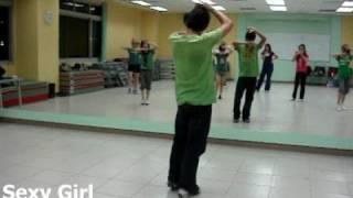 MV舞蹈教學-Sexy Girl