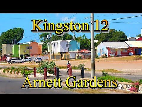 Kino In Kingston 12, Arnett Gardens Representing The Good Life