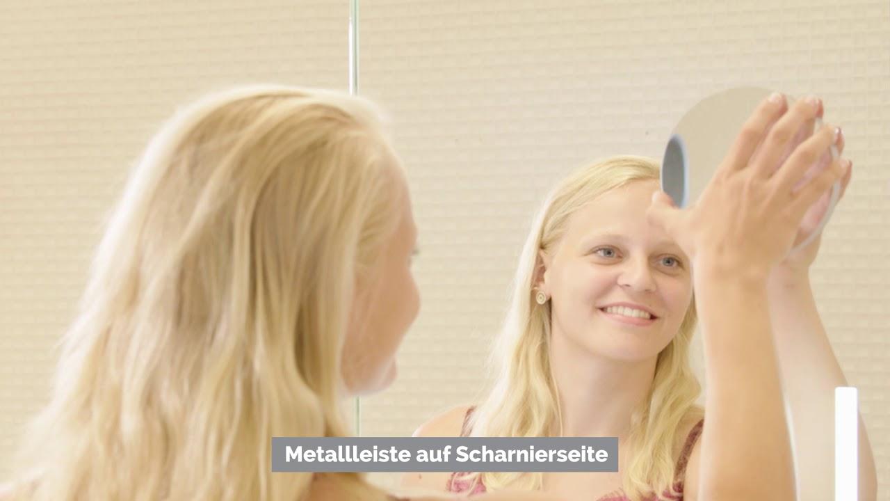 Spiegelschrank Stella Von Camargue Bauhaus Youtube