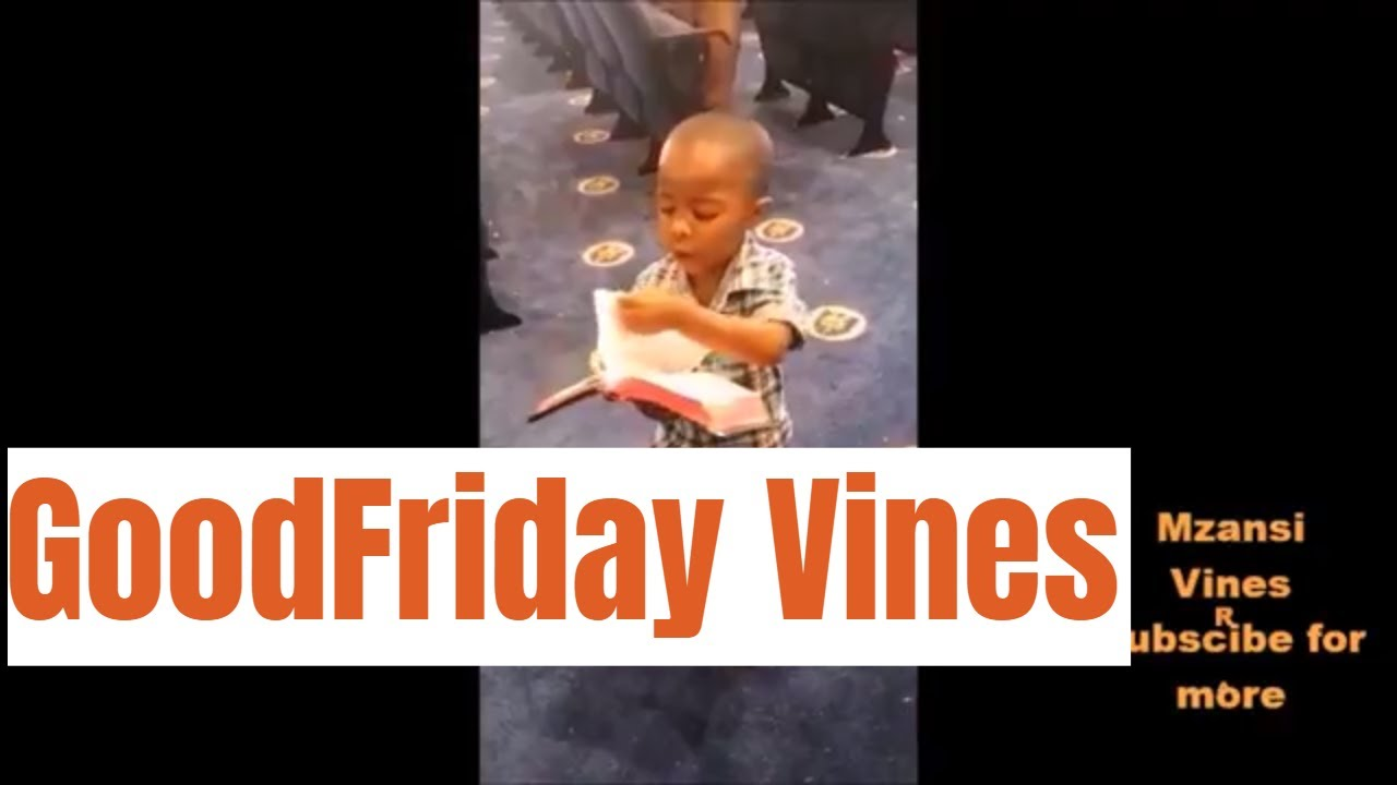 Mzansi Easter Vines|| March April2018