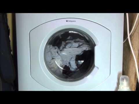 Hotpoint Hf8b593 Washing Machine Anti allergy 60'c main wash (1/3)