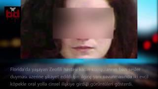 Hayvanla İlişkiye giren Zoofili Hastası 5 Kadın