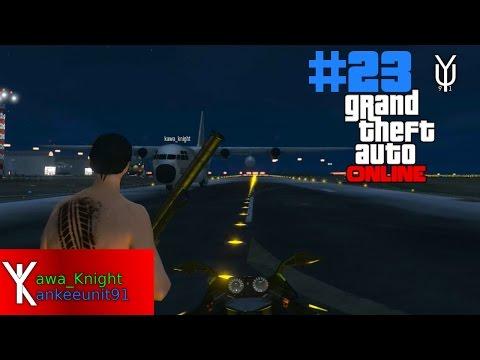 GTA ONLINE Kawa Knight & sein Lachflash #23 Let´s Play GTA Online KY