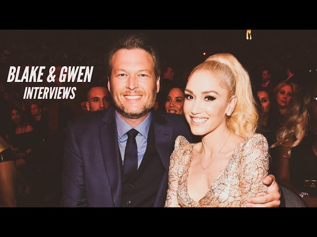 Blake & Gwen Interviews ~ Part 4