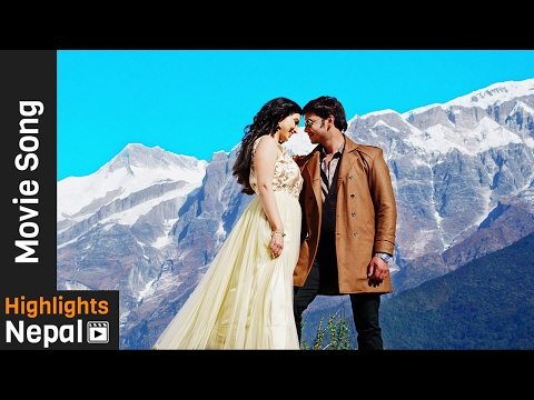 BABARI - New Nepali Movie ROMEO Song 2017 Ft. Hassan Raza Khan, Nisha Adhikari, Oshima Banu