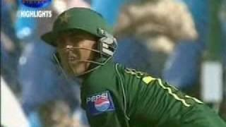 Pak vs Ind 1st ODI 2004 part 2-2