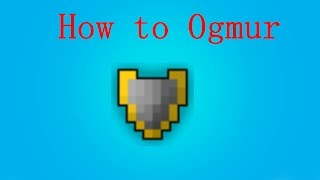 Or maybe rather how not to Ogmur... Enjoy!