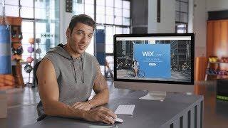 Créez votre site professionnel avec Wix