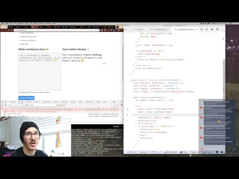 Cleaning up your React Hooks with custom hooks ❤️