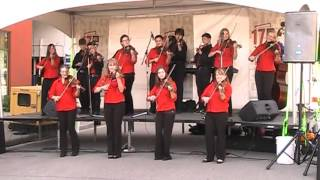 Bow Valley Fiddlers at the Calgary Lilac Festival (HQ)