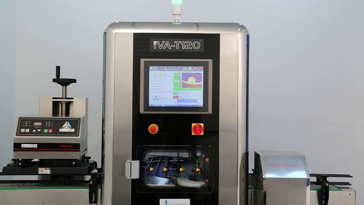 Pharmaceutical Machinery, Tablet and Capsule Inspection Machine