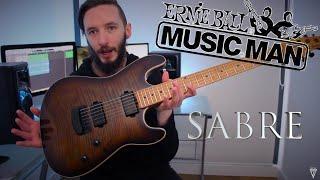 Ernie Ball Musicman Sabre - Cobra Burst (Review | 2020)