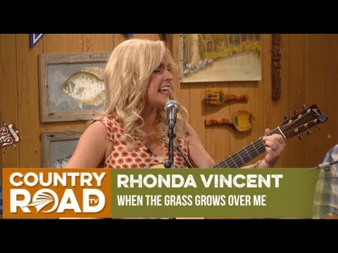 Our featured artist of the week Rhonda Vincent sings