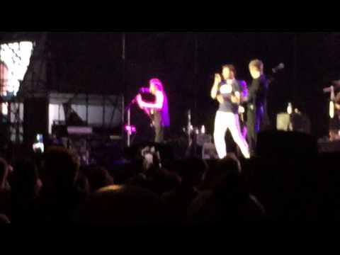 Rio- Duran Duran- 8/6/2015 Bethlehem Musikfest