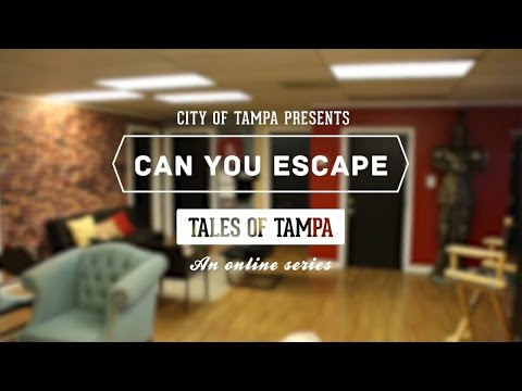 Tales of Tampa - Can You Escape